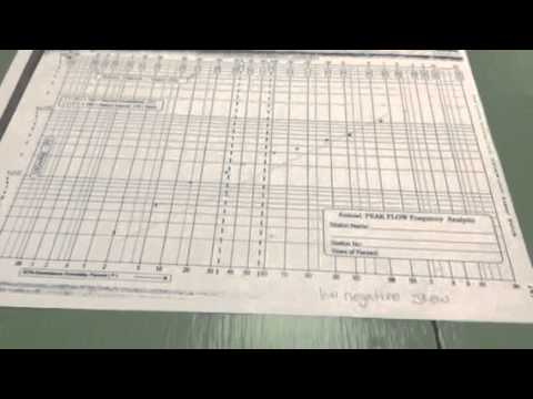 Explanation Of Log Graph Paper Geo460 Csumb - Youtube