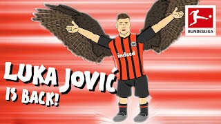 The Luka Jović Song - Powered by 442oons