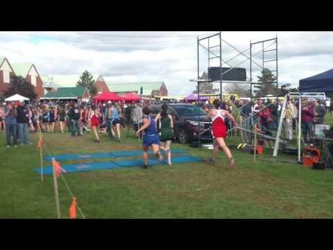 Gould Academy Cross Country Running 2015