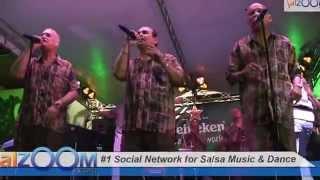 Ultima presentacion Charlie Aponte con el Gran Combo en Puerto Rico (LIVE PERFORMANCE)