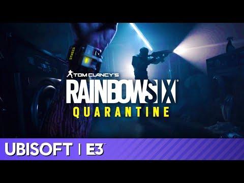 Rainbow Six Quarantine Full Reveal | Ubisoft E3 2019