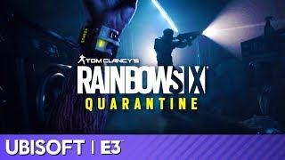 Rainbow Six Quarantine Full Reveal | Ubisoft E3 2019