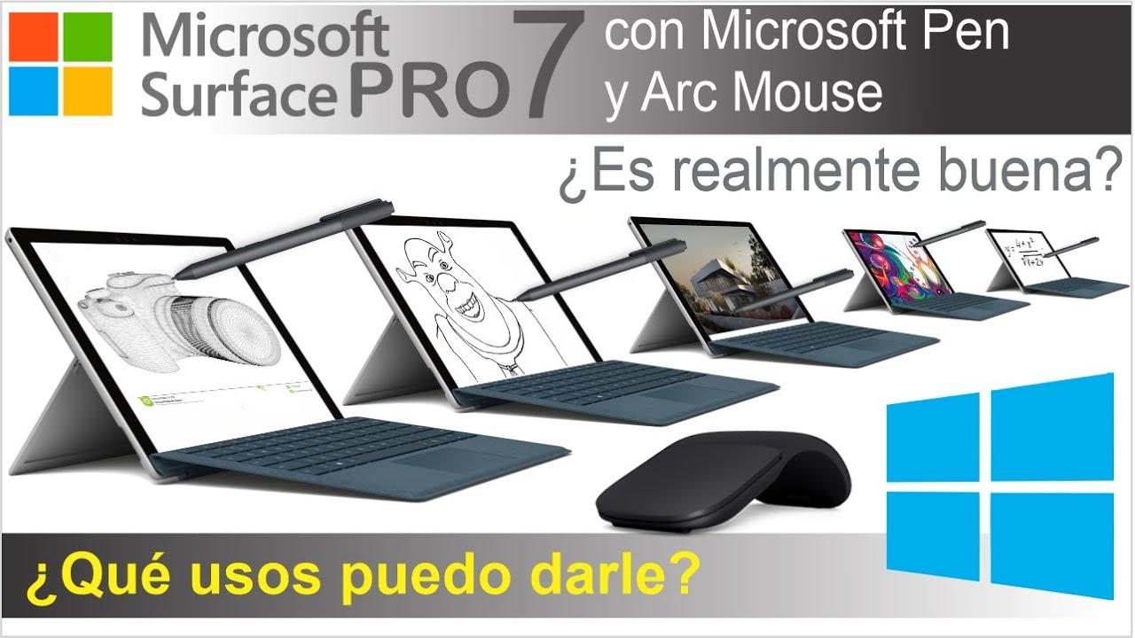 Impresiones de la Microsoft Surface Pro - ¿Qué tan buena es?