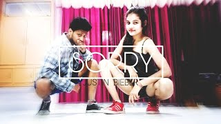 Justin bieber (Sorry) Song Dance Video Dance Choreography By Rakesh....