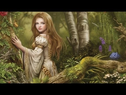 Beautiful Fantasy Music - Woodland Nymph