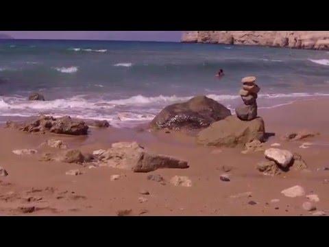 Red Beach Matala Kreta