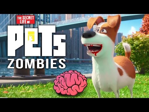 SECRET LIVES OF PETS ZOMBIE MAP (Call of Duty: Zombies)