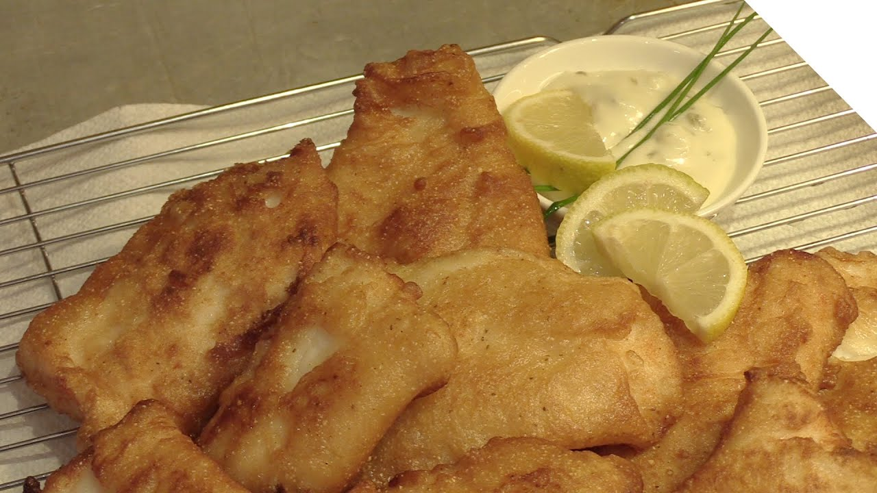 Simple homemade beer batter fish recipe perfect for fish for Batter for fish