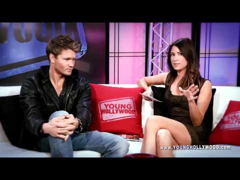 Chad Michael Murray's Passion Project  YOUNG HOLLYWOOD  2 December 2011
