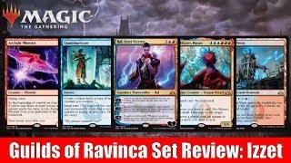 MTG Guilds of Ravnica Limited Set Review: Izzet Guild