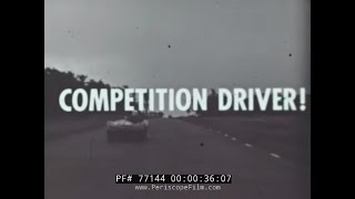 """1958 KENDALL MOTOR OIL """"COMPETITION DRIVER""""  WATKINS GLEN MOTOR SPEEDWAY  AUTO RACING 77144"""