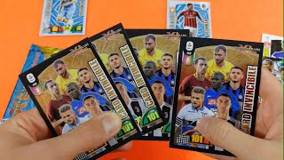 4 CARD INVINCIBILI!! ASSURDO!! Apertura Calciatori Adrenalyn XL 2018-19