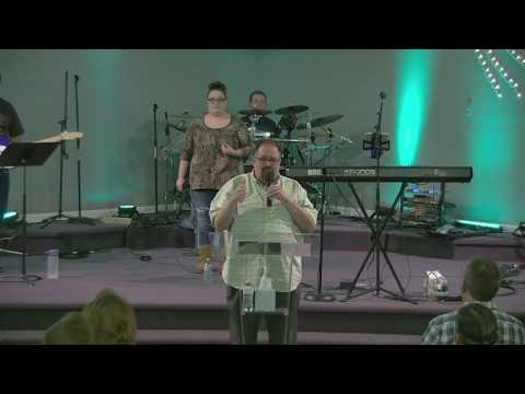 1/31/18 Deeper Service- Family Harvest Church -Cheyenne Live