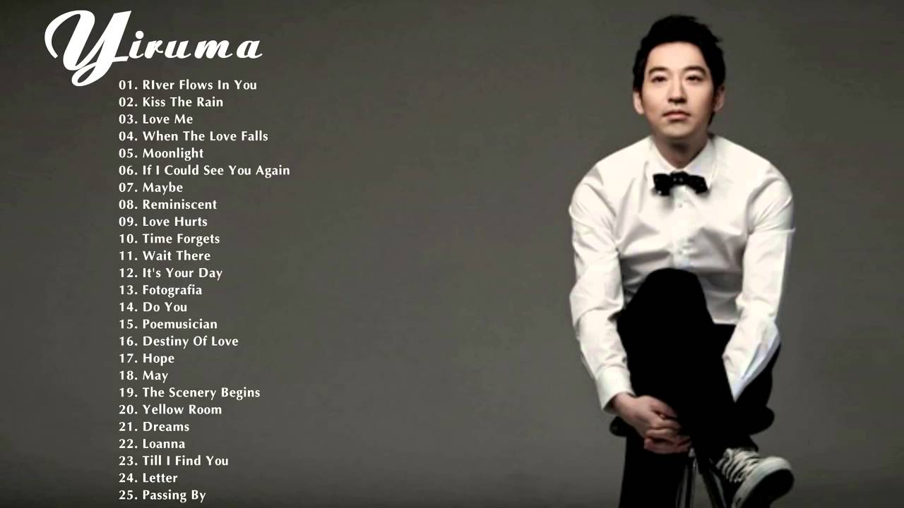 Yiruma Greatest Hits The Best Of Yiruma Best