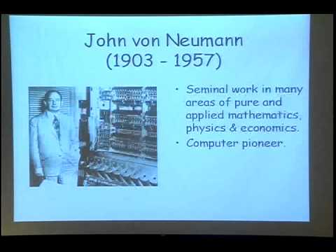 Beyond Computation: The P vs NP Problem - Michael Sipser