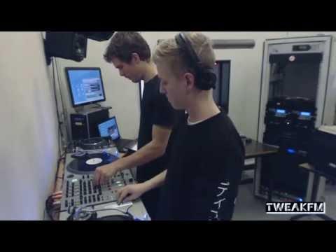 Marc & Mikkel in TweakFM (C.U.P)