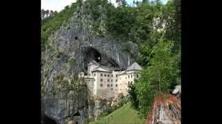 Predjama Castle Predjamski Grad Postojna Cave Postonjska Jama Tauno Marttinen Vox Angelica by Kari G