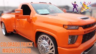Colorado Truck Madness 2020 **GUNSHOTS,ENGINE BLEW,PULLED OVER**