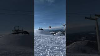 Славское январь 2021 Горнолыжный курорт Захар Беркут Верхняя Гора Красоты Карпат