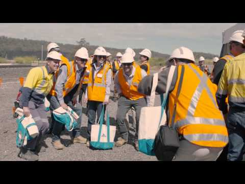 Whitehaven Coal Opening Ceremony Of Maules Creek Mine - Video 2