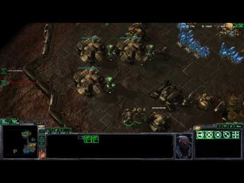 Starcraft II-FFS Event-February 11 2017: Big Sand Canyon Zexis Campaign