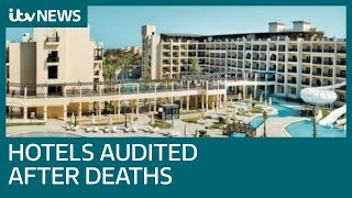 More than one hundred Egypt hotels under audit following death of British couple   ITV News