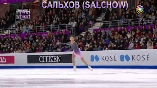 Прыжки в фигурном катании / Jumps in figure skating