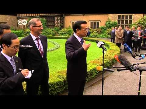 China's prime minister visits Germany | Journal