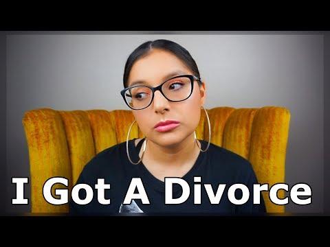I GOT A DIVORCE.