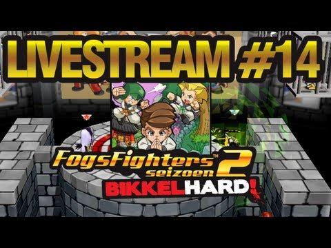 Fogsfighters Livestream #14 (Spelen met abonnees!)
