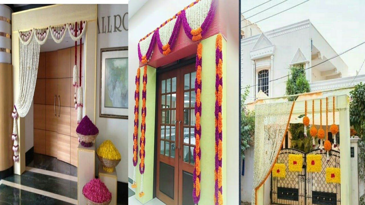 Gate Decoration Ideas