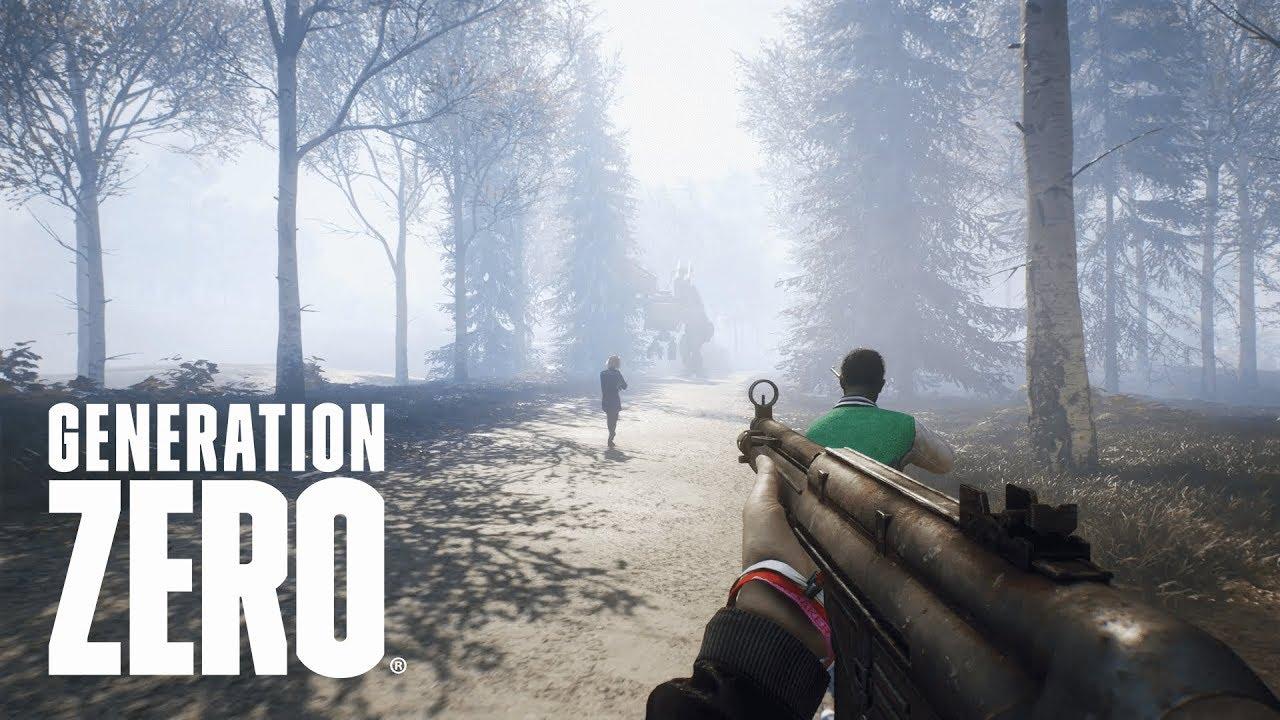 Generation Zero - Release Trailer