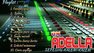 Gambar cover Full album ADELLA SEPESIAL KALEM-KALEM....