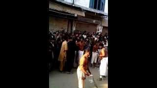 10 Muharam 2012  Zanjeer Zani Raiwind Citi Lahore
