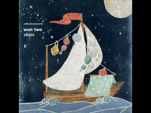 wun two - ships (cassette tape) (2013)