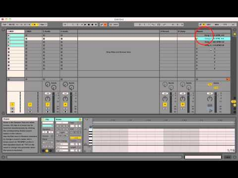 How to Use Ableton Live as A Click Track For Your Band