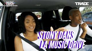 STONY dans la Music Drive