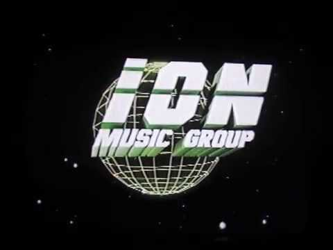 ION Music Group 80s style VHS Logo Identity