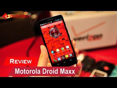 Trên tay Motorola Droid Maxx - Độc đáo, nhanh nhẹn, pin trâu - Clickbuy
