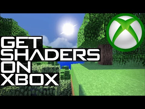 how-to-download-extreme-shader-mod-on-minecraft-xboxone-(tutorial)