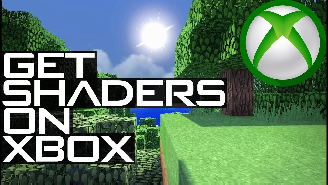 How to download Extreme Shader Mod on Minecraft XboxOne (Tutorial)