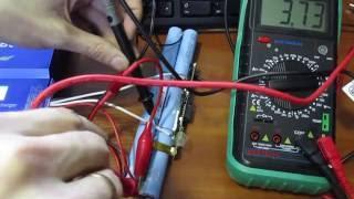 Ремонт батареи ноутбука, балансировка с помощью IMax B6 (часть 1)