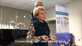 Региональный семинар Кр Рог 24 11 13г  Результаты применения экопорошков Амрита