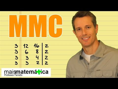 Questão 4: Mínimo Múltiplo Comum - MMC