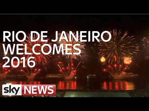 Rio De Janeiro Welcomes 2016