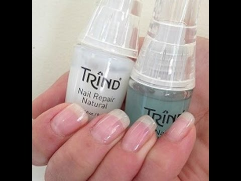 My Professional Opinion On Repairing Nails After Acrylics - YouTube