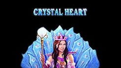 Crystal Heart - coole Merkur Spiele - Wildfeature