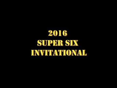 SOUTHERN REGIONAL VOLLEYBALL SUPER SIX SWEEP 2016