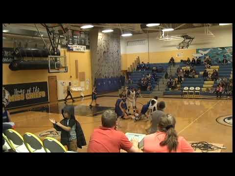 Nov 15, 2019 Metlakatla vs Schoenbar Middle School Boys Basketball B-Team