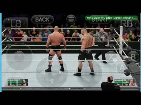 Gloud Games hack Wwe 2k16 In Android